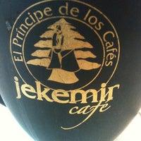 Photo taken at Café Jekemir by Yair B. on 9/8/2013