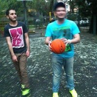 Photo taken at Баскетболим by Valerka L. on 4/7/2013
