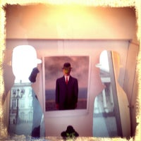 Photo taken at Magritte Museum by Edgars B. on 2/6/2013