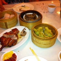 Photo taken at Golden Palace Seafood Restaurant by Steph X. on 2/11/2013