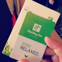 Photo taken at Holiday Inn by Ice H. on 3/22/2013