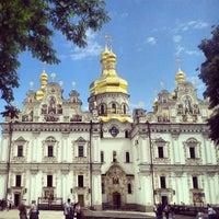Photo taken at Kyiv Pechersk Lavra by Sergii C. on 5/29/2013