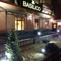 Снимок сделан в Basilico пользователем Stefano R. 5/1/2013