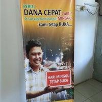 Photo taken at PT Pegadaian Cabang Ubung by Henry E. on 5/2/2013