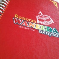 Photo taken at Restoran Waneeda Tomyam by Nieya Z. on 4/9/2013