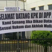 Photo taken at Kantor DPP PKS by Reiza A. on 5/13/2013