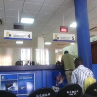 Photo taken at Ghana Commercial Bank - Circle by Gerard Y. on 4/18/2013