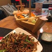 1/4/2018 tarihinde Elif A.ziyaretçi tarafından Sushi Inn'de çekilen fotoğraf
