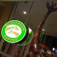 Photo taken at Zarraffa's Coffee by Maryam B. on 7/13/2013