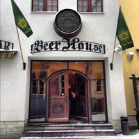 Photo taken at Beer House by Kjell Olav T. on 11/29/2012