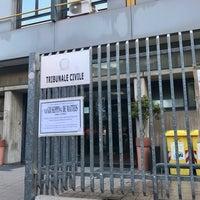 Photo taken at Tribunale Civile di Lecce by Rebecca D. on 11/10/2016