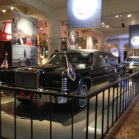 Photo taken at Henry Ford Museum by Helen Chiu on 11/26/2012