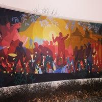 Photo taken at Aaron Douglas Art Park by Adrianne R. on 1/12/2013