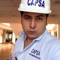 Photo taken at Silicatos y Derivados SA de CV (PQ Corporation) by Alan C. on 4/18/2013