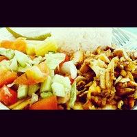 Photo taken at Shawarma Snack Center Ermita Manila by Migs M. on 11/14/2013