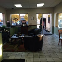 Photo taken at Mister Car Wash & Express Lube by Tammy G. on 10/22/2013