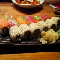 Photo taken at Sushi Express & Chinese Express by Işıksu G. on 2/2/2013