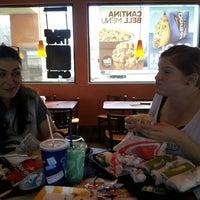 Photo taken at Taco Bell by Jennifer S. on 3/12/2013