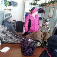 Photo taken at Soldier Mountain Ski Resort by Jennifer S. on 2/23/2013