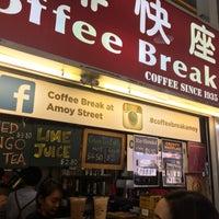 Photo taken at Coffee Break by Jit Ming on 7/30/2017