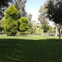 Photo taken at yeni park by Merve C. on 4/5/2013
