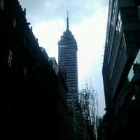 Photo taken at Plaza Madero by Saharet S. on 4/7/2013