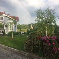 Снимок сделан в Ладожская Усадьба пользователем Irina S. 6/17/2017
