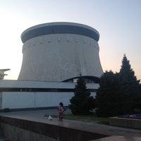 Photo taken at Парк Победы (на ул. им. Чуйкова) by Angelina P. on 7/14/2013