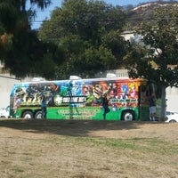 Photo taken at Video Game Bus by Roy F. on 8/28/2016