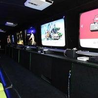 Photo taken at Video Game Bus by Roy F. on 6/7/2013
