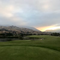 Photo taken at Angeles National Golf Club by René B. on 9/19/2017