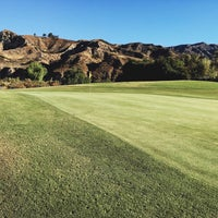 Photo taken at Angeles National Golf Club by René B. on 8/16/2016