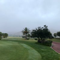 Photo taken at Angeles National Golf Club by René B. on 10/12/2016