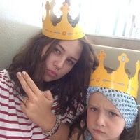 Photo taken at Burger King by Nika B. on 7/31/2014