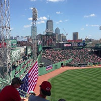 Photo prise au Fenway Park par Rebecca M. le7/4/2013