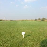 Photo taken at Noordwijkse Golfclub by Lot K. on 8/23/2013