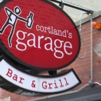 Photo taken at Cortland's Garage by Rubayat Z. on 2/4/2013