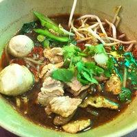 Photo taken at Hoy Ka Noodles by Junsuke S. on 3/18/2013