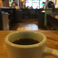 Photo taken at Rising Star Coffee Roasters by Saud A. on 7/26/2017