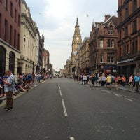 Photo taken at Liverpool Hilton Executive Lounge by zanna A. on 7/26/2014