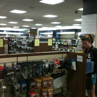 Photo taken at UCCS Bookstore by Gina J. on 2/6/2013