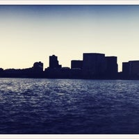 Photo taken at Charles River by Alwyn V. on 9/13/2013
