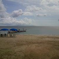 Photo taken at Playa La Galera by Johanna D. on 7/8/2013
