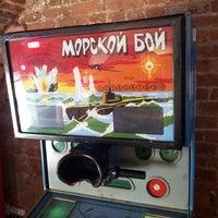 Снимок сделан в Музей советских игровых автоматов пользователем Roma 6/22/2013