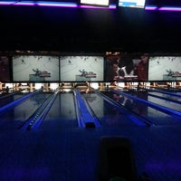 Photo taken at 10Pin Bowling Lounge by Brent M. on 3/9/2013
