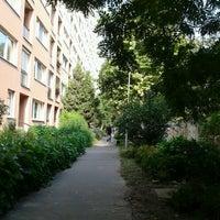 Photo taken at Ond vezér park by Melinda O. on 9/3/2014