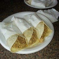 Photo taken at El Cantiflas Taco Place by Raymond on 7/24/2013