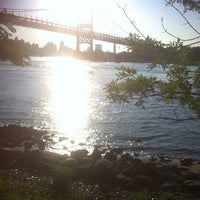Photo taken at Astoria Park by Maina G. on 6/20/2013