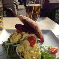 Photo taken at Café Oven Vande by Anton B. on 5/1/2013