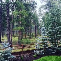 Photo taken at White Mountain Country Club by Heather W. on 8/20/2016